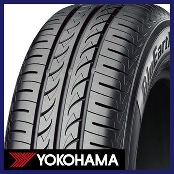 【4本セット 送料無料】 YOKOHAMA ヨコハマ ブルーアース AE-01 155/65R14 75S タイヤ単品