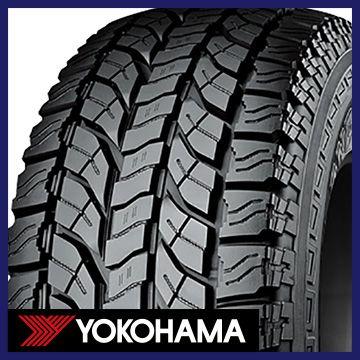 【送料無料】 YOKOHAMA ヨコハマ ジオランダー A/T-S OWL/RBL 275/60R17 110S タイヤ単品1本価格