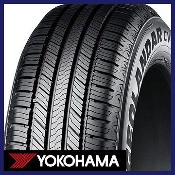 高品質新品 取付対象 2本セット 送料無料 YOKOHAMA ヨコハマ ジオランダー CV タイヤ単品 保障 235 50R18 97V G058