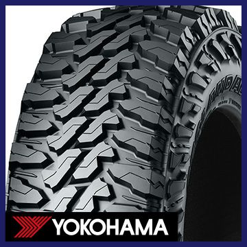 【送料無料】 YOKOHAMA ヨコハマ ジオランダー M/T G003 315/75R16 127/124Q タイヤ単品1本価格
