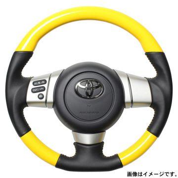 送料無料(一部離島除く) REAL レアル ステアリング ハンドル オリジナルシリーズ FJ-YW-YL