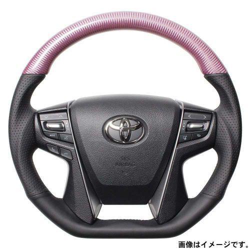 送料無料(一部離島除く)REAL レアル ステアリング プレミアムシリーズ S210-PC-BK
