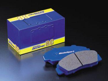 (1992〜2000 GC系 GC8) RC (一部離島除く) レブスペック フジコーポレーション ブレーキパッド・フロントスバル 送料無料 WEDS REVSPEC インプレッサ