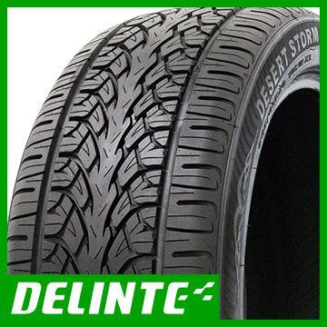 【送料無料】 DELINTE デリンテ D8 デザートストームプラス(限定). 265/40R22 110V XL タイヤ単品1本価格 フジコーポレーション