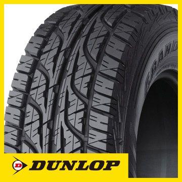 取付対象 送料無料 DUNLOP ダンロップ グラントレック 106S 予約販売品 AT3 70R16 期間限定 235 タイヤ単品1本価格