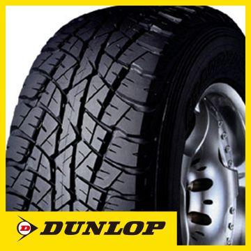 【取付対象】【4本セット 送料無料】 DUNLOP ダンロップ グラントレック AT2 205/70R16 97S タイヤ単品