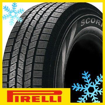 PIRELLI ICE ピレリ 255/50R19 107H スタッドレスタイヤ単品 送料無料】 XL 【4本セット スコーピオン