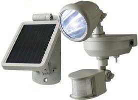 LED sensor solar light MSL-SOLED