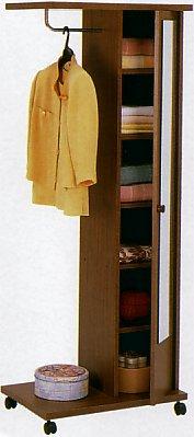 【送料無料】ブティックハンガー(ブラウン) (94005)・(白) (94004)【代引不可】