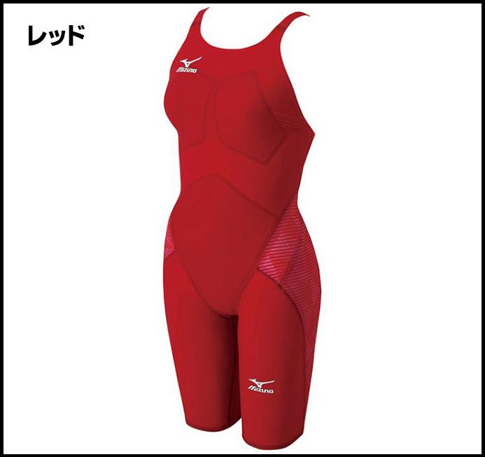 ポイント10倍<ミズノ><レディース>ハーフスーツ GX・SONIC3 ST 水泳 水着 N2MG6201 62 送料無料 日本選手権でも使用率トップ!!