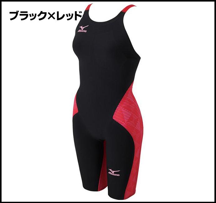 [割引クーポン券 発行中] <ミズノ><レディース>ハーフスーツ GX・SONIC3 MR 水泳 N2MG6202 96 送料無料 日本選手権でも使用率トップ!!