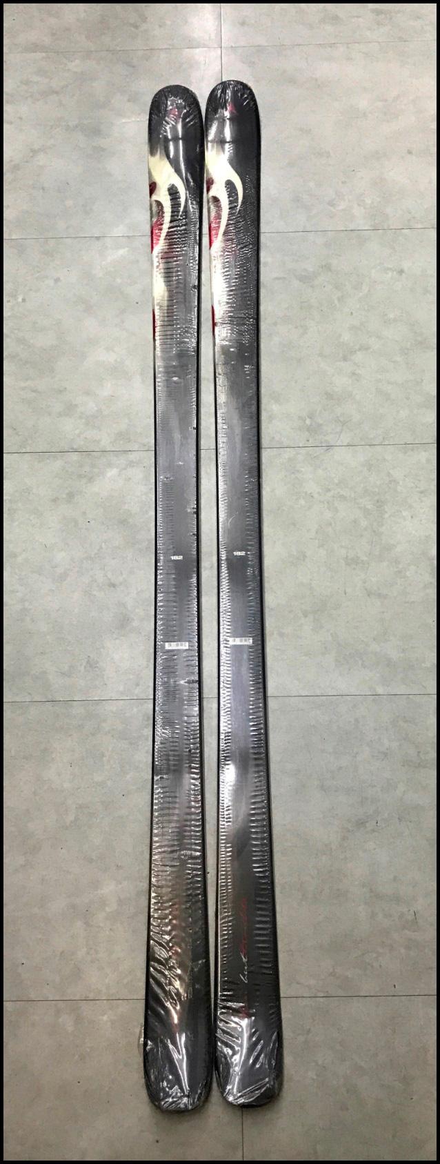 ≪大特価!!≫[☆大特価商品☆]<DYNASTAR>スキー板 NOTHIN'BUT TROUBLE 112-78-102mm R=18m 182cm