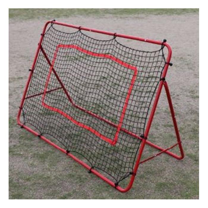 <ソフタッチ>リバウンドくん(1台)ペグ付き SO-RBUD2 サッカー 練習 簡単 スチールポール