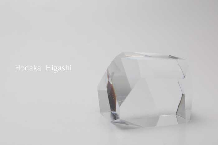 「東 穂高」ペーパーウエイト 高級文房具 文鎮 ガラスのオブジェ 父の日 誕生日祝い prism(ペーパーウエイト)ペーパーウエイト 高級文房具 文鎮 ガラスのオブジェ 父の日 誕生日祝い