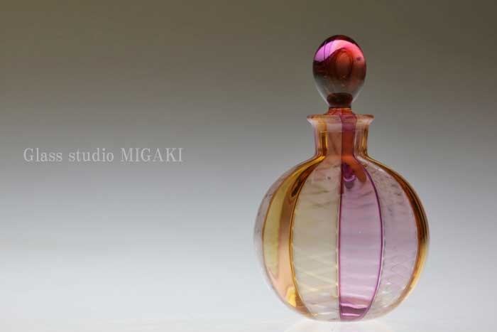 香水瓶(レースガラス)ガラス瓶・パフュームボトル・香水詰め替え用ミニボトル・アンティーク香水瓶の通販・販売
