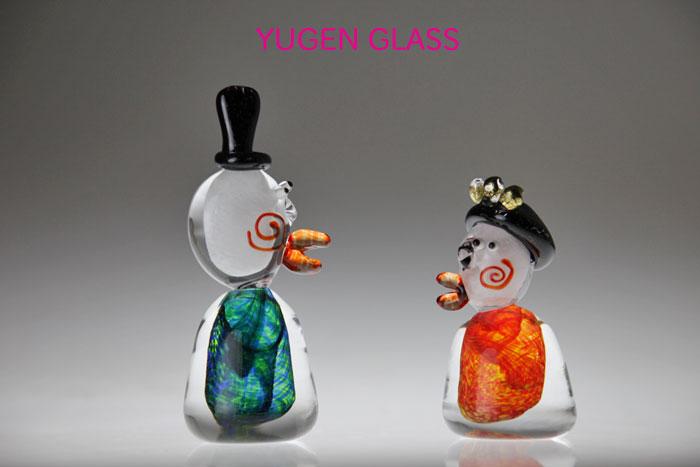 雛人形 Loveチュー雛ガラスのお雛様 雛人形 節句人形 手作り ひな人形 ひな祭り 通販 販売