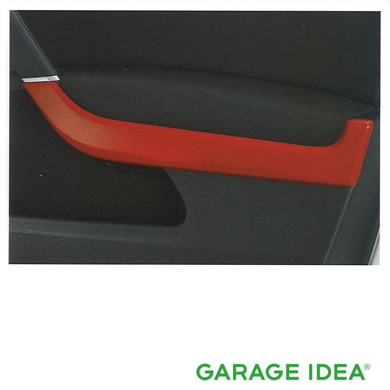 適用タイプ要確認 フォルクスワーゲン Golf純正アクセサリー 室内をスポーティーな雰囲気に飾る Volkswagen 純正 アクセサリー Golf ゴルフ ドアトリムカバー パーツ DBA-AUCPT ピアノブラック DBA-AUCJZ J5GEB5E01DSL トルネードレッド メーカー直送 ダークシルバー J5GEB5E01BLK J5GEB5E01RED ギフ_包装
