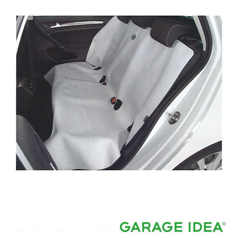 フォルクスワーゲン Volkswagen 純正 アクセサリー Golf 【ゴルフ】リヤシートエプロン【J5GGB4B01】DBA-AUCJZ DBA-AUCPT パーツ