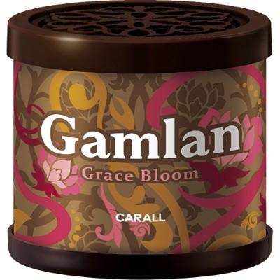 高品質 リゾートで過ごす贅沢な時間をイメージした濃厚カーフレグランス 新色追加して再販 晴香堂 ガムラン 80ml 3247 グレースブルーム