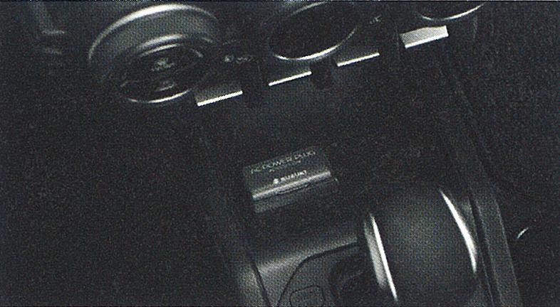 適用タイプ要確認 スズキ ジムニー 純正アクセサリー 往復送料無料 SUZUKI 純正 アクセサリー 99210-77R00 JB64W ジムニーシエラACパワープラグ 新作からSALEアイテム等お得な商品 満載 AT車用 JB74W jimny パーツ