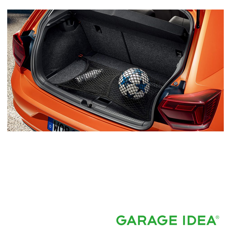 フォルクスワーゲン Volkswagen 純正アクセサリー New Polo【ポロ】ラゲージネット【5N0065111】ABA-AWCHZ ABA-AWCZP パーツ