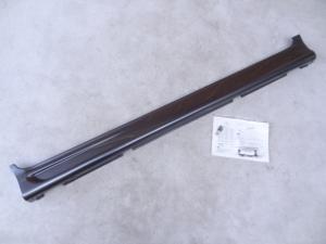 PGC ROAR(三菱純正オプション) MITSUBISHI サイドステップ 右側 EK Sports EKスポーツ H81W カー用品 自動車パーツ