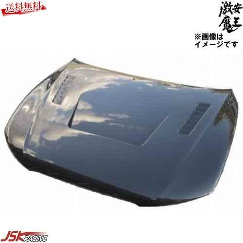 JSK RACING Audi アウディ 8T A5 綾織り カーボン ボンネット フード ダクト有り 激安魔王