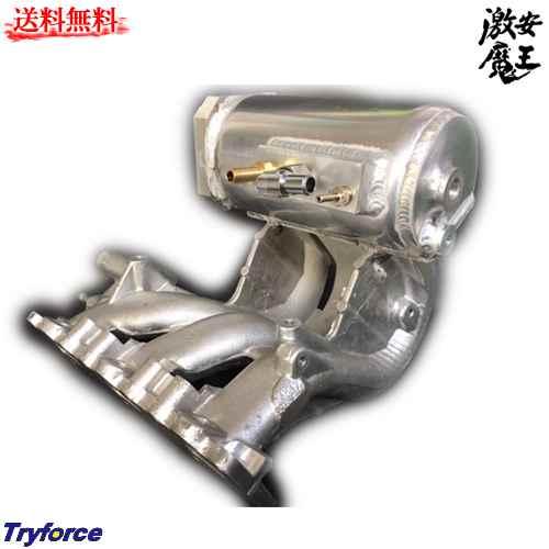 ■トライフォース JB23-5型~(MT) ジムニー ファンネル一体型大容量インテークマニホールド 吸気系パーツ インテーク Tryforce Jimny 激安魔王