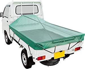 ボンフォーム 荷台ベルト 荷台スロープベルト 軽トラック ブラック 再入荷/予約販売! 6664-01BK 公式ショップ 軽トラ小物 5700x2.5cm