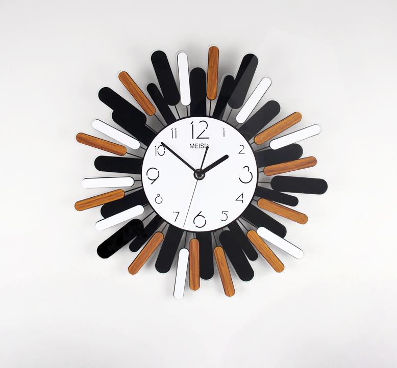 【対象商品ポイント15倍】【スーパーDEAL開催中】GMS01828 G-HOUSE(ジーハウス) 高級 モダン おしゃれ デザイン 壁掛け 掛け時計 GMS01828