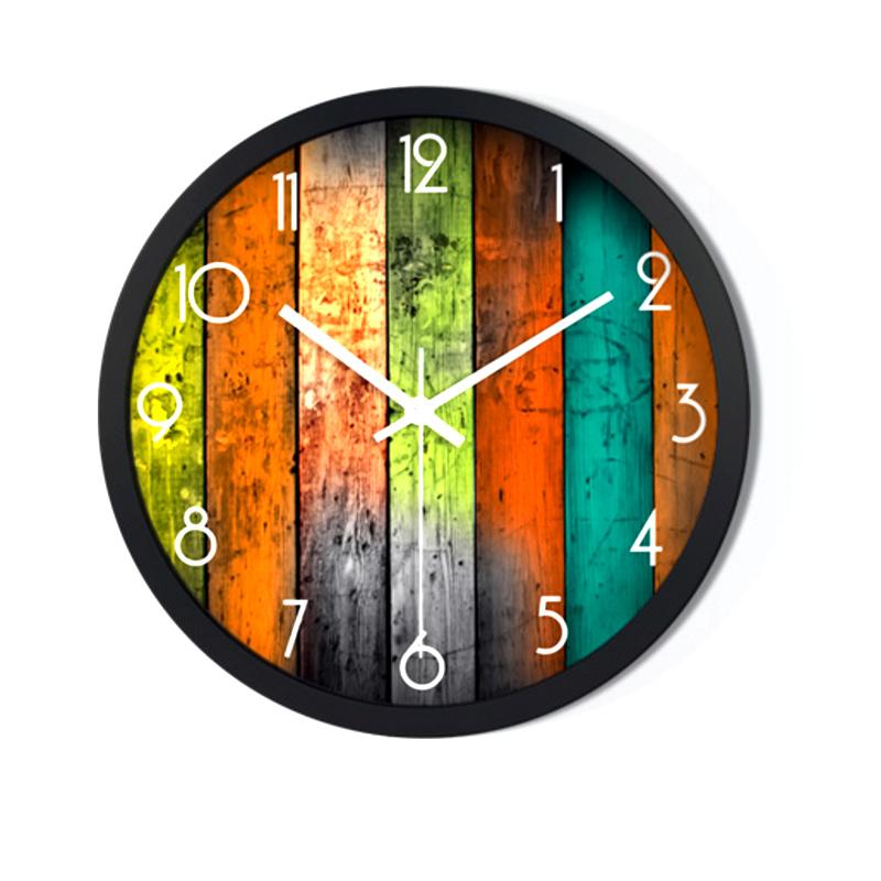 送料無料 大きいサイズ 選べるサイズ3タイプ カラーバリエーション3色(ブラック、ホワイト、シルバー) プレゼント ギフト かっこいい おしゃれ 掛け時計 HM-0526 【Lサイズ】 【winter_sp_d】