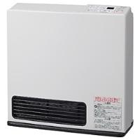 TOKYOGAS(東京ガス)RR-4013-W【都市ガス12A・13A用】 ガスファンヒーター(木造:~11畳/コンクリート:~15畳)ホワイト