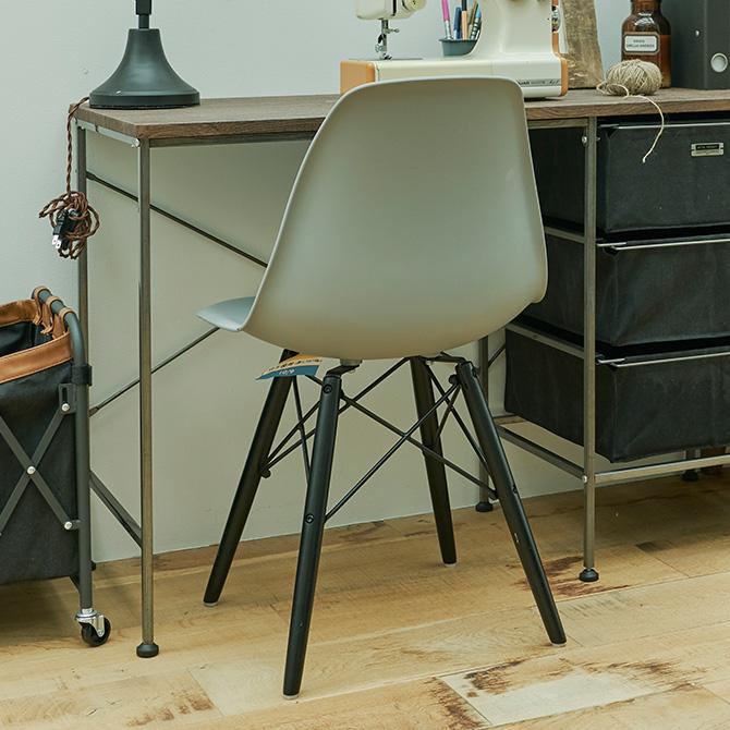 デスクやダイニングに ブラック塗装がおしゃれなデザインチェア デザインチェア チェア 椅子 北欧 超歓迎された デスクチェア 秀逸 パーソナルチェア おしゃれ 木 シンプル イス