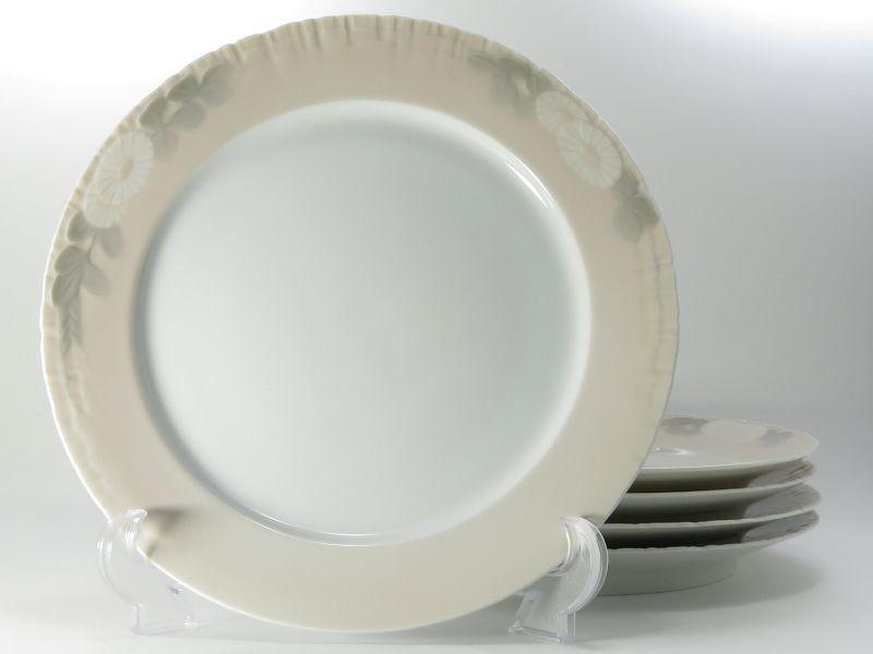 ロイヤルコペンハーゲン プレート■ミッドサマーナイトドリーム ピンク ディナープレート 大皿 5枚セット 2