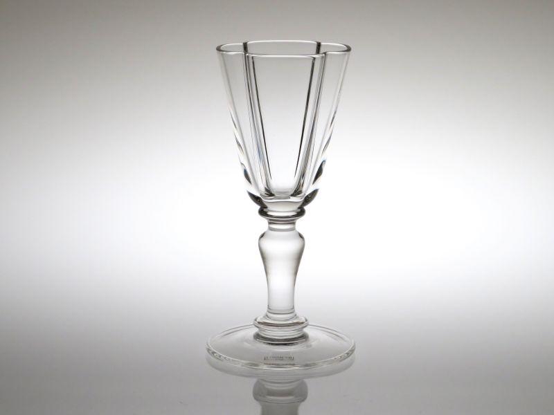 ロブマイヤー グラス ● ワイングラス シェリー 木瓜型 ぼけ型 ギルト カリクリスタル 12cm Lobmeyr