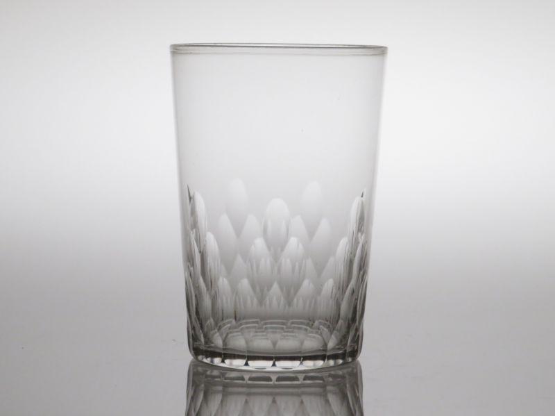 オールド バカラ グラス ● リシュリュー ミニタンブラー ショット グラス 7.5cm アンティーク クリスタル Richeliu