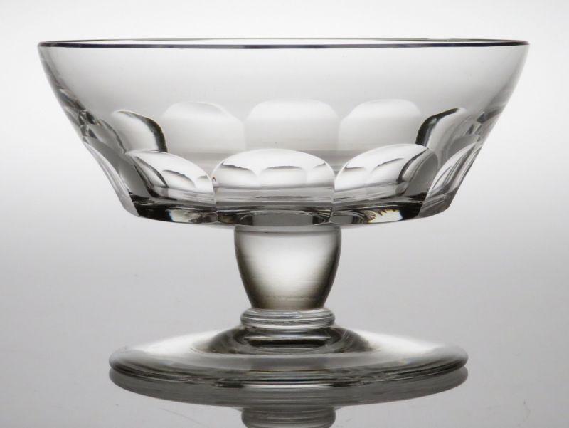 バカラ シャンパングラス ● アールデコ ショートステム シャンパンクープ ヴィンテージ Art Deco