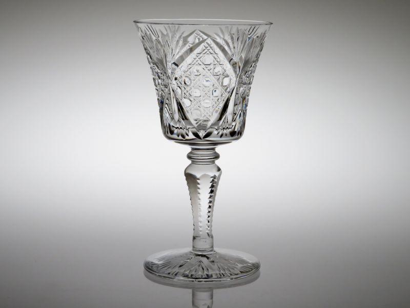 サンルイ グラス ● ボローニュ ワイングラス 13cm ヴォローニュ クリスタル 希少 Vologne