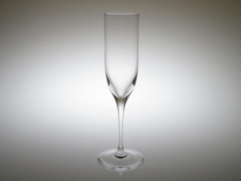 サンルイ シャンパングラス ● ダフネ シャンパンフルート 21.5cm クリスタル Daphne