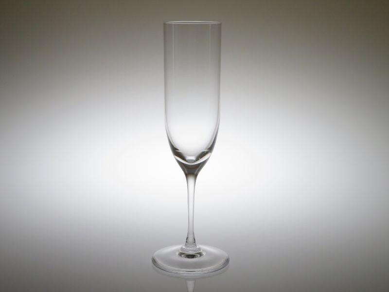 サンルイ シャンパングラス ● ダフネ シャンパンフルート 20.5cm クリスタル Daphne