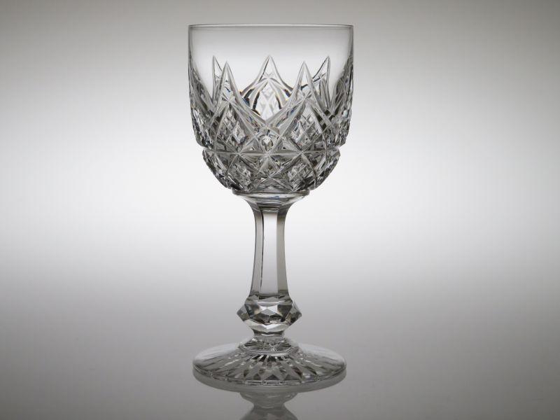 オールド バカラ グラス ● コルベール ワイン グラス 13cm アンティーク クリスタル Colbert