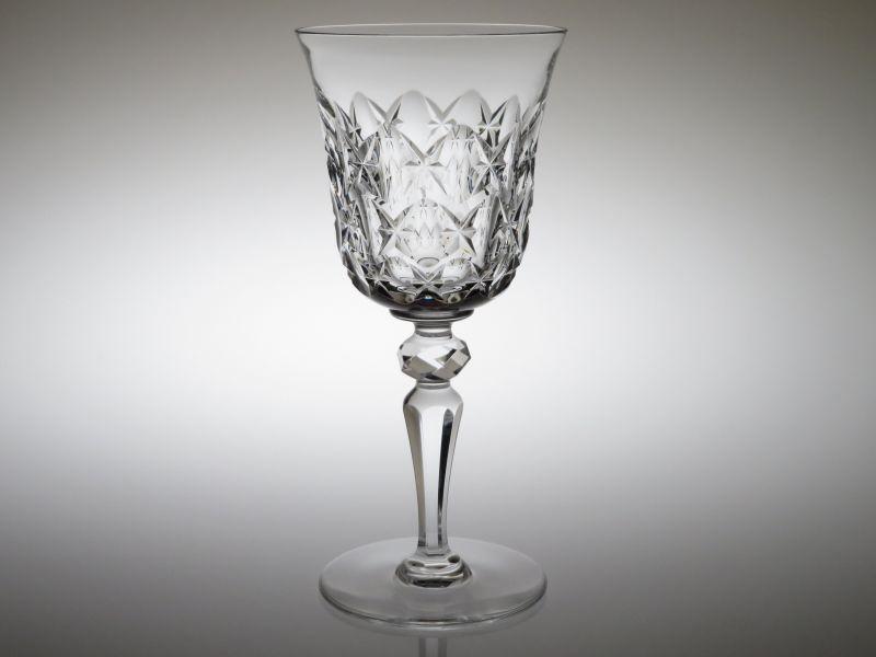 バカラ グラス ● シェドゥーヴル ウォーターゴブレット 19cm シェドゥーブル 希少 クリスタル Chef D'Oeuvre