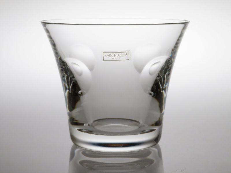 サンルイ グラス ● コスモス ロック グラス オールドファッションド 宇宙 8cm 未使用品 Cosmos