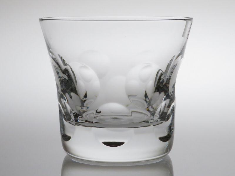 バカラ グラス ● ベルーガ ロック グラス オールド ファッションド 年号 イヤータンブラー 未使用品