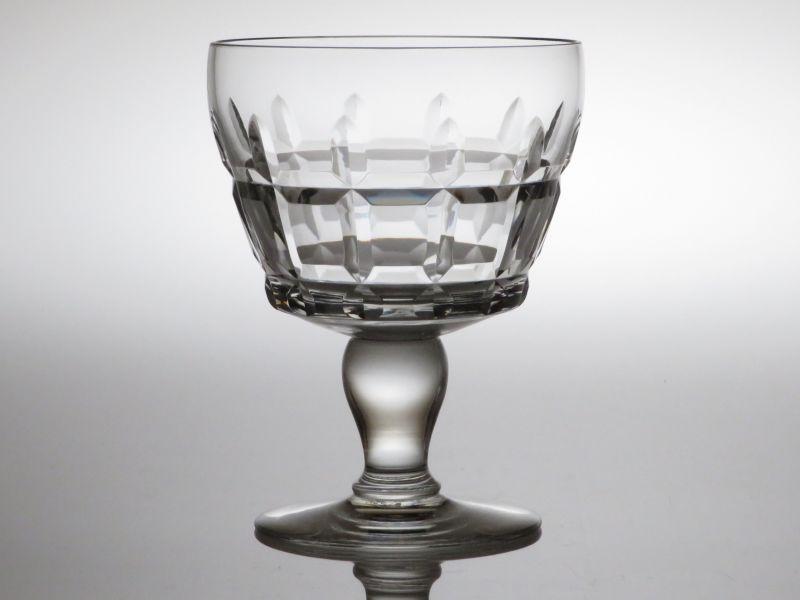 バカラ グラス ● マリニャーヌ ウォーターゴブレット 12cm クリスタル ヴィンテージ マリナーニュ Marignanne