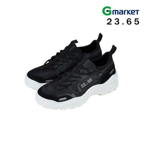 【23.65】RARE シューズ(ブラック)/RARE BLACK/シューズ/靴/スニーカー/ランニング シューズ/イーシプサムチョンユクオ/韓国ファッション【海外直送】