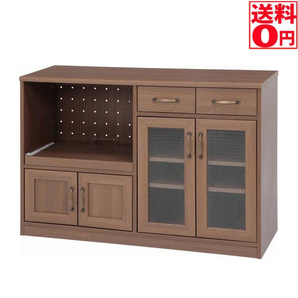 【送料無料】 キッチンカウンター 120幅 MBR 97713