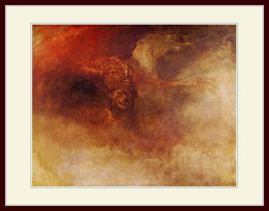 ターナー・「青白い馬の上の死」