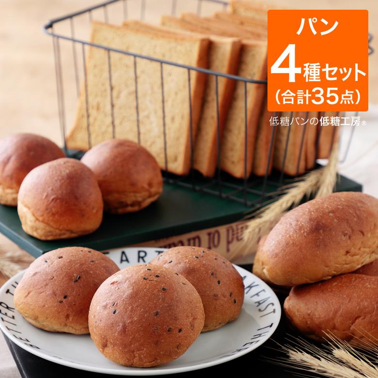減量するパン