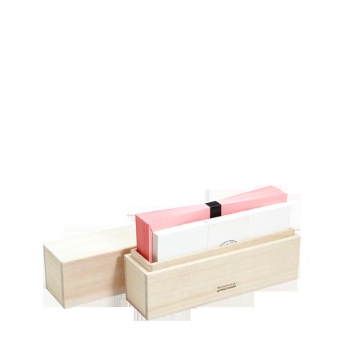 エトランジェディコスタリカプロデュース grand musee ギフト 一筆箋 木箱入り 専門店 公式通販サイト プレゼント 記念品 付与 PAPIER グランミュゼ ピンク